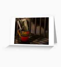 Join Me Won't You? Greeting Card