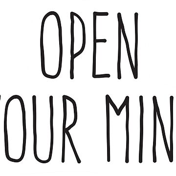 Open Your Mind by LJaggs