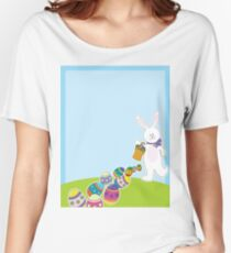 Easter Egg Hunt Women's Relaxed Fit T-Shirt
