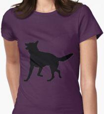 German Shepherd Silhouette T-Shirt