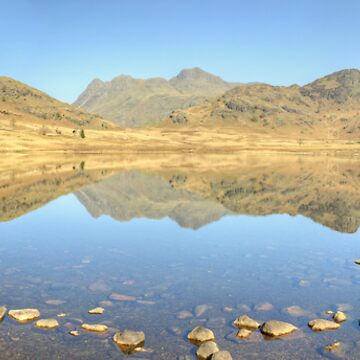 Blea Tarn, A Panoramic View by VoluntaryRanger