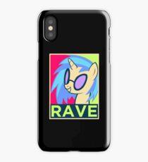 RAVE iPhone Case/Skin
