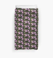 Clematis Maidens Duvet Cover