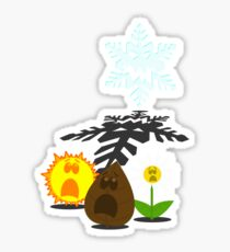 Winter is coming... 2 Sticker