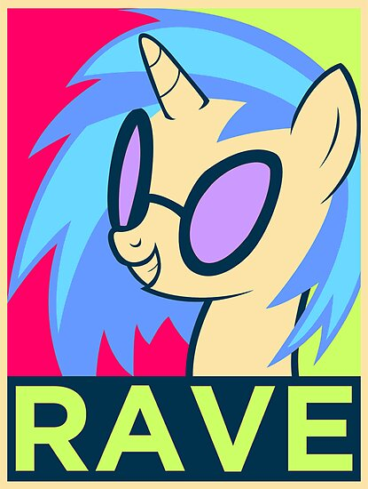 RAVE by mdesign