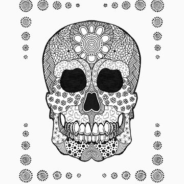 SKULL by crumpy06