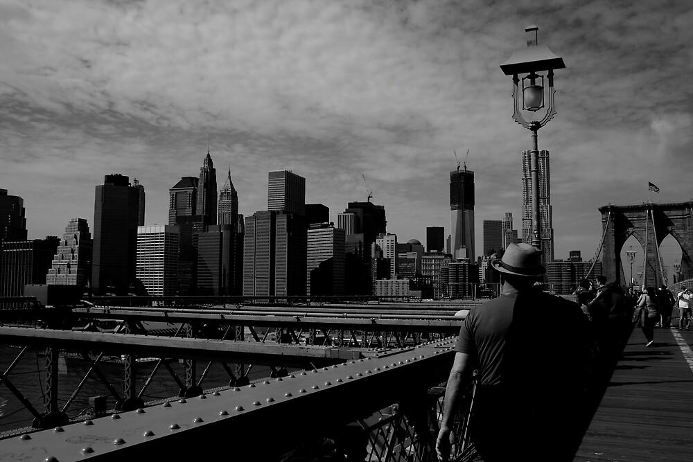 New York by ClaudioDisante