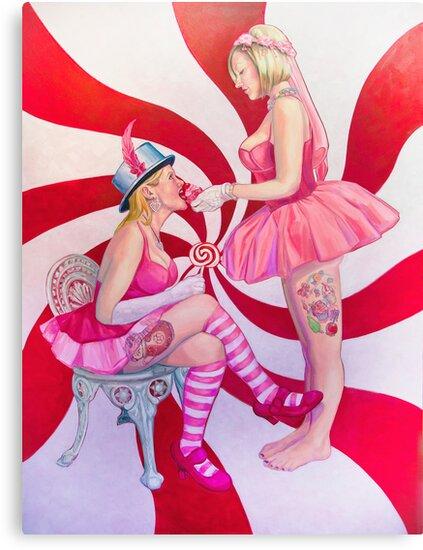 The Cupcake by Janne Kearney