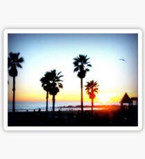 Palms Venice Beach Sticker