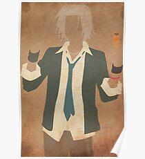 Hayato Gokudera Poster