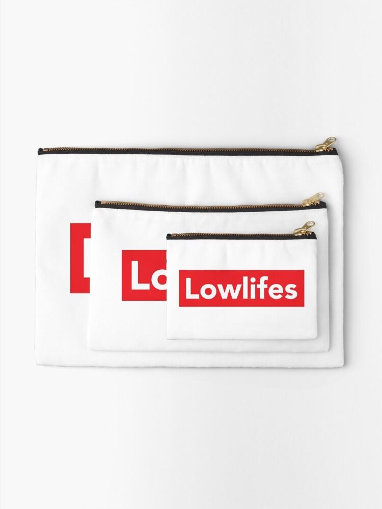 Alternative Ansicht von Lowlifes Täschchen