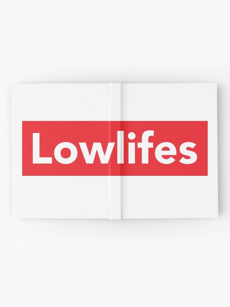 Alternative Ansicht von Lowlifes Notizbuch