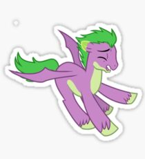 Pony Spike Sticker