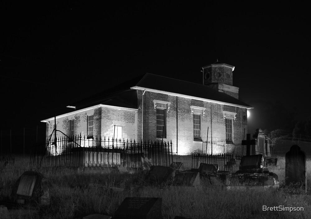 The Church on the Hill by BrettSimpson