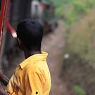 Train travel in Sri Lanka by fionapine