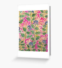 Berry Design Greeting Card