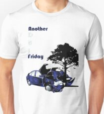 D.U.I Friday 2 Slim Fit T-Shirt