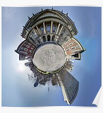 Osgoode Hall Planet Poster