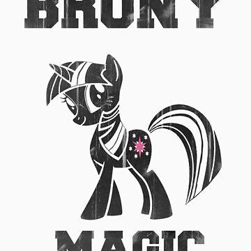 BRONY Twilight Sparkle by jinsume