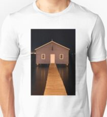 little boatshed on the river T-Shirt