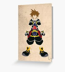 Sora Greeting Card
