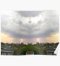 March 19 & 20 2012 Lightning Art 3 Poster