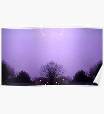 March 19 & 20 2012 Lightning Art 8 Poster
