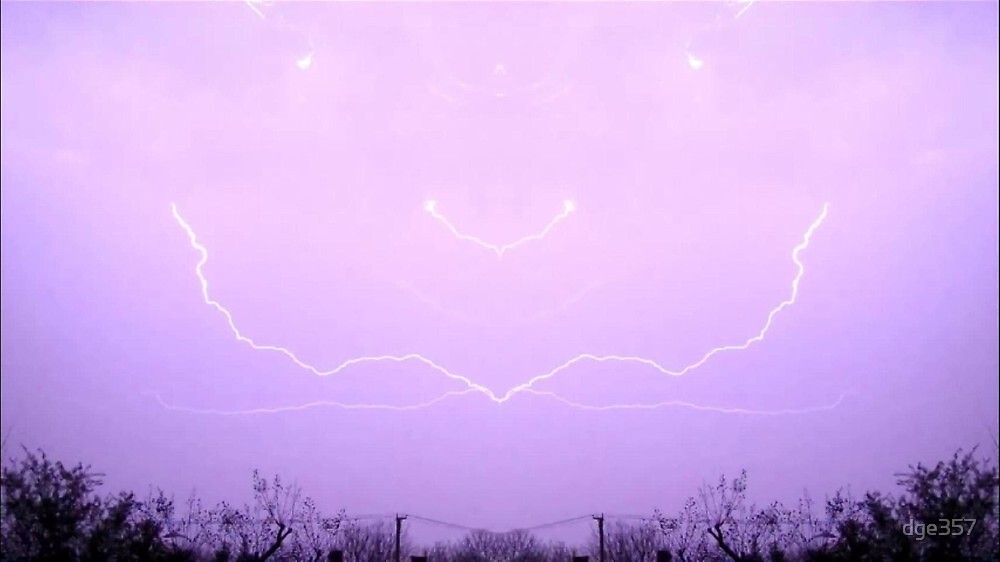 March 19 & 20 2012 Lightning Art 12 by dge357