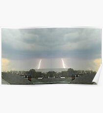 March 19 & 20 2012 Lightning Art 66 Poster