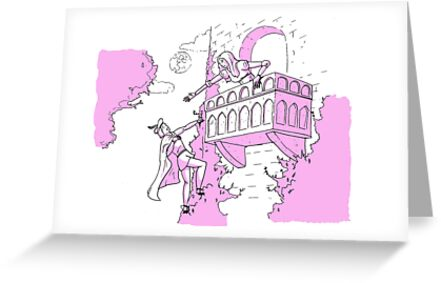 Romeo And Juliet Greeting Cards By Stuart F Taylor Redbubble
