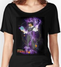 DBZ Tesla Women's Relaxed Fit T-Shirt