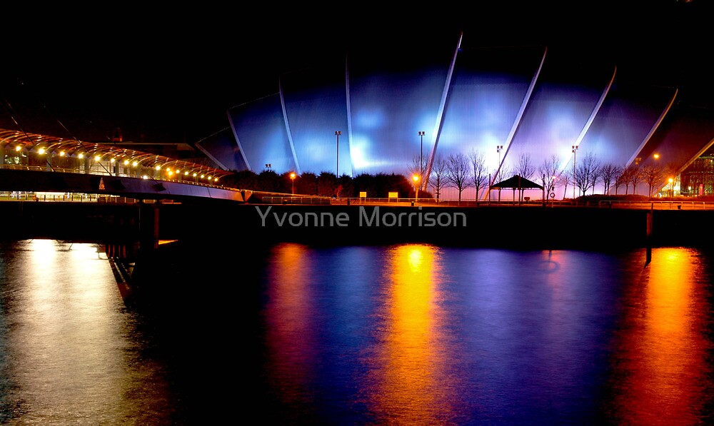 """""""River Clyde """" Glasgow  by ymorrison"""
