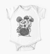 The Snail House Gray Kids Clothes
