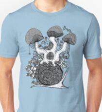 The Snail House Gray Unisex T-Shirt