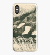 Rainy Landscape  iPhone Case
