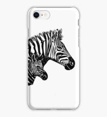 Zebras iPhone Case/Skin