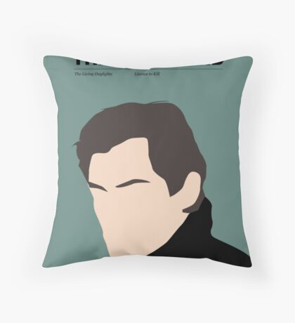 Officially the best bond - Dalton! Throw Pillow