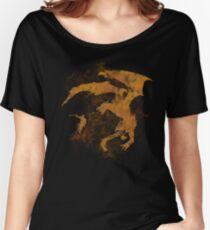 Dragonfight-cooltexture Women's Relaxed Fit T-Shirt