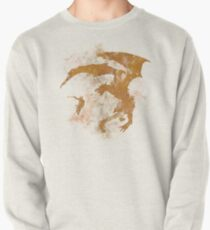 Dragonfight-cooltexture Pullover