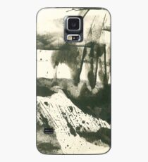 autumn landscape with snow Case/Skin for Samsung Galaxy