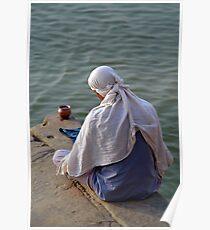 In Quiet Contemplation Poster
