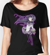 Homura Akemi (rev. 2) Women's Relaxed Fit T-Shirt