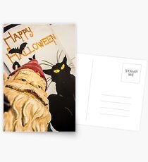 Halloween Gerome Postcards