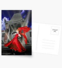 Jan Strimple by Andrew Kyle Photography Postcards