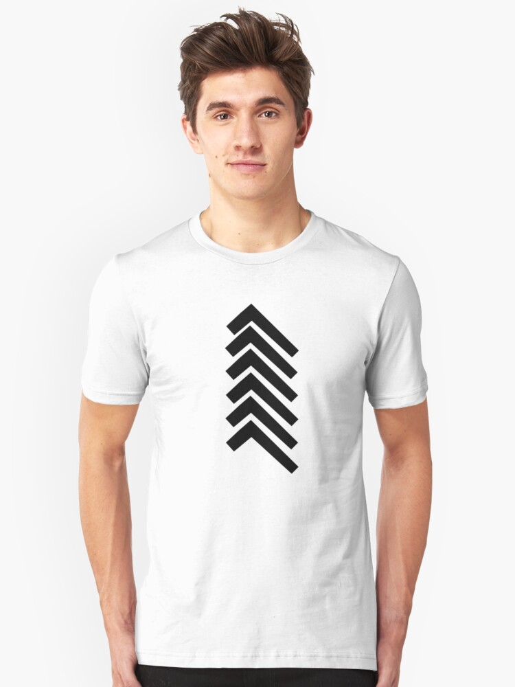Angles Unisex T-Shirt Front