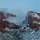 Kolob Arches Utah by Robbie Knight