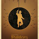 Steven Spielberg's RAIDERS OF THE LOST ARK by Alain Bossuyt