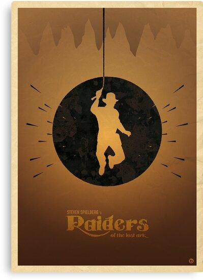 Steven Spielberg's RAIDERS OF THE LOST ARK by AlainB68