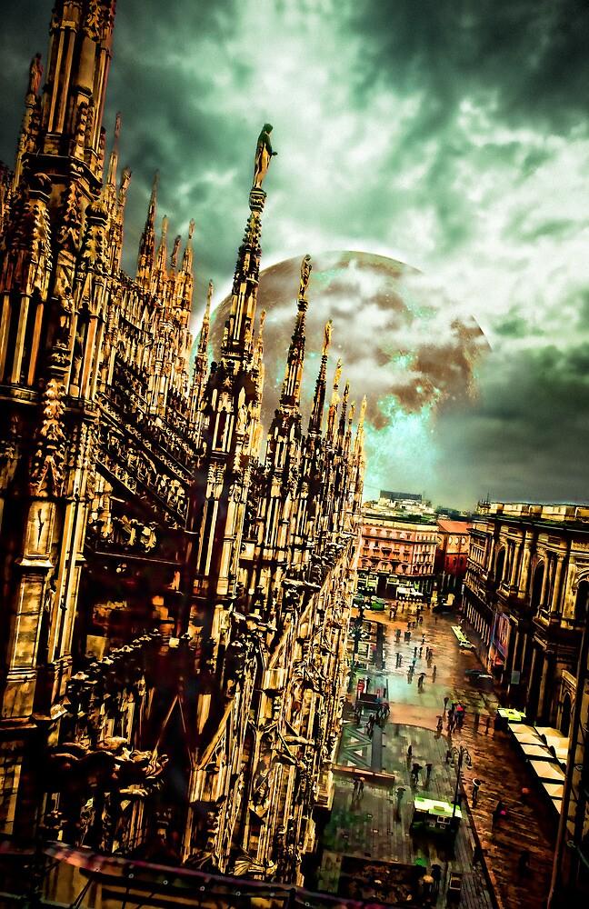 Apocalypse Milano 2 by wulfman65