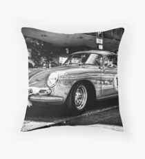 Porsche 1 Throw Pillow